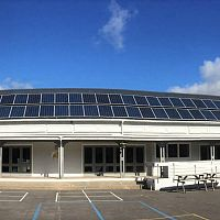 12kW Solar PV Installation at Russell School